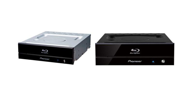 Pioneer kündigt erste PC-Laufwerke für die Wiedergabe von Ultra HD Blu-rays an