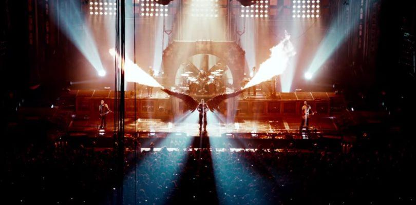 Rammstein-Konzertmitschnitt kommt ins Kino – mit Dolby-Atmos-Ton