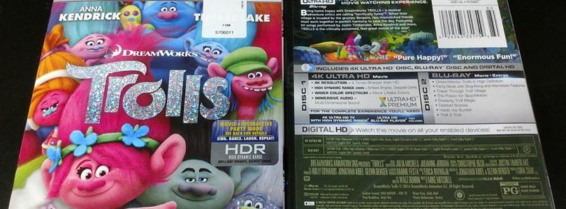 """""""Trolls"""" mit Dolby-Atmos-Ton auf Ultra HD Blu-ray – aber nicht in Deutschland"""