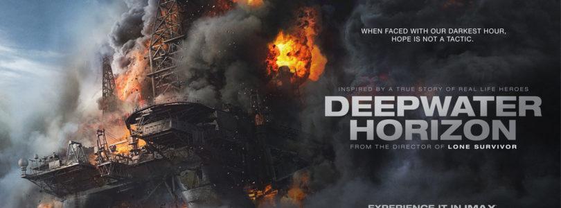 Deepwater Horizon: deutscher und englischer 3D-Ton auf Blu-ray & UHD-BD