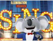 """""""Sing"""": Blu-ray, 3D-Blu-ray, UHD-BD mit deutschem und englischem 3D-Sound"""