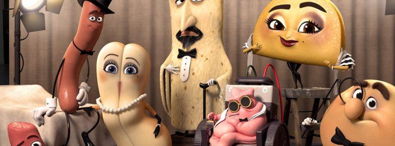 """""""Sausage Party"""" erscheint auf Ultra HD Blu-ray mit englischem Atmos-Ton"""