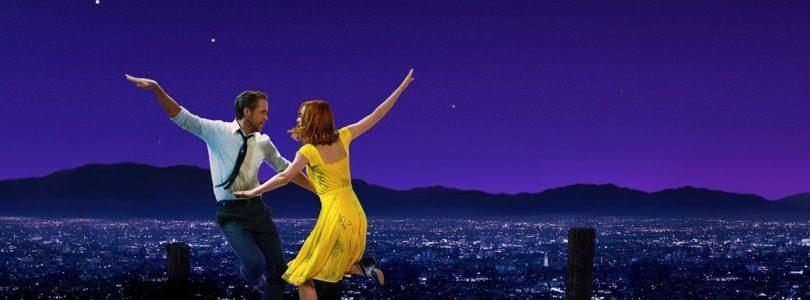 La La Land auf Blu-ray und UHD-BD mit deutschem und englischem 3D-Ton