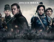 The Great Wall: BD, 3D-BD und UHD-BD mit deutschem und englischem 3D-Ton