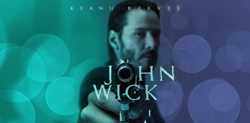 """Ultra HD Blu-ray von """"John Wick"""" mit englischem Atmos-Ton"""