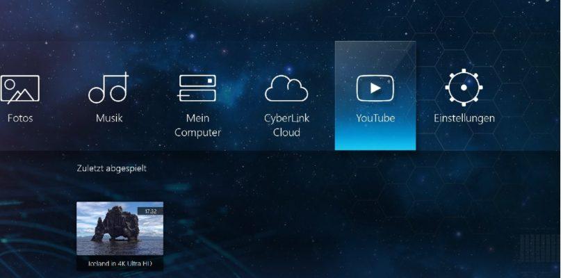 PowerDVD 17 Ultra ermöglicht erstmals UHD-Blu-ray-Wiedergabe am PC