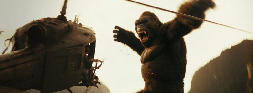 """Warner: Deutscher und englischen Atmos-Ton für """"Kong""""-Blu-ray [Update]"""