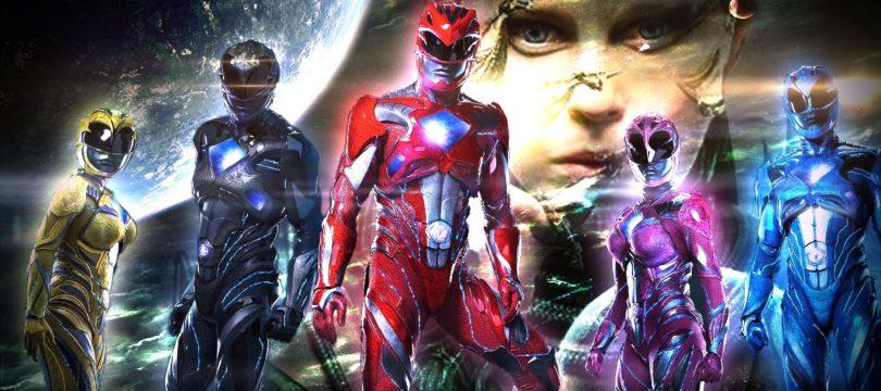 """""""Power Rangers"""": Blu-ray und UHD-BD mit deutschem und englischem 3D-Ton"""