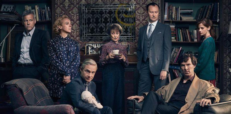 Sherlock: Staffel 4 überrascht mit deutschem Dolby-Atmos-Ton