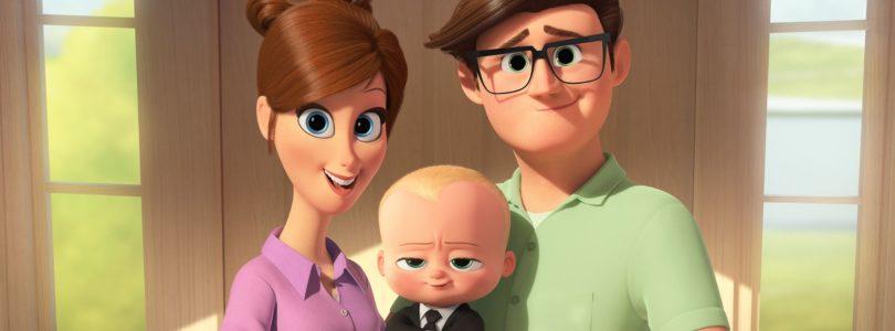 "Fox: ""The Boss Baby"" auf Ultra HD Blu-ray mit englischem Atmos-Ton"
