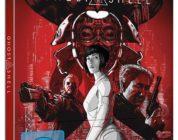 """""""Ghost in the Shell"""": Limitierte Steelbook-Edition jetzt vorbestellbar"""