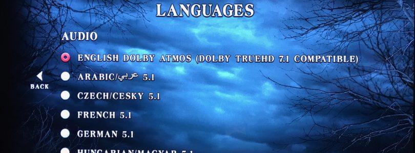 """""""Resident Evil: Vendetta"""" auf UHD-BD mit Dolby Vision und englischem 3D-Ton"""