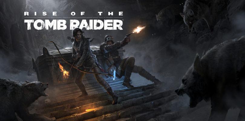 """Rise Of The Tomb Raider"": Edition für Xbox One X mit Dolby-Atmos-Sound"