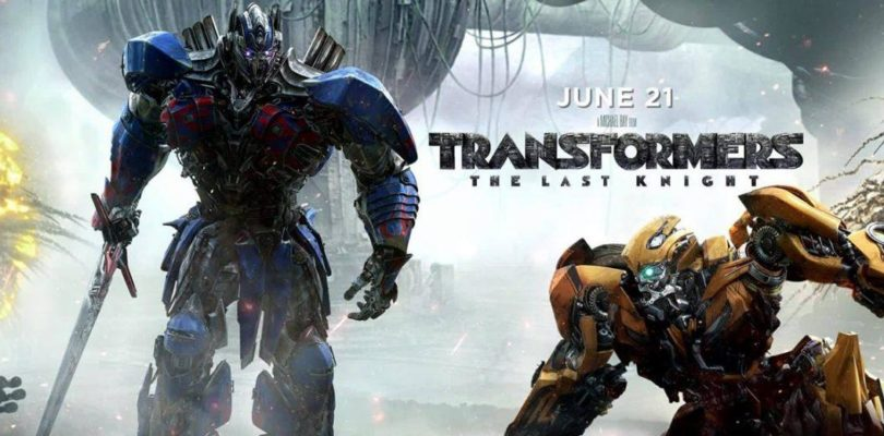 """Transformers: The Last Knight"" wird Paramounts erster Dolby-Vision-Titel"