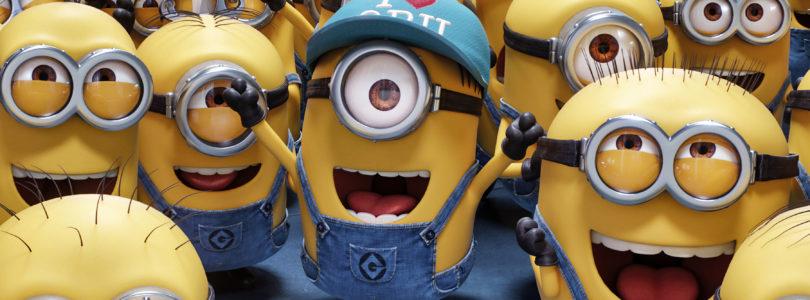 """""""Ich – einfach unverbesserlich 3"""" mit deutschem und englischem DTS:X-Ton – auch auf 3D-BD"""