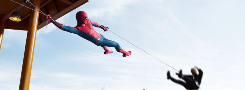 Spider-Man Homecoming: Auro-3D auf deutscher Blu-ray, nicht unbedingt auf UHD-BD