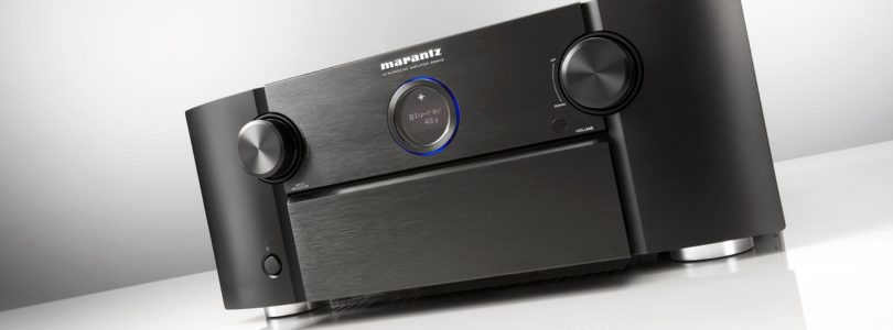 """IMAX Enhanced"": Firmware-Update auch für Marantz SR8012"