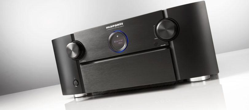 """""""IMAX Enhanced"""": Firmware-Update auch für Marantz SR8012"""
