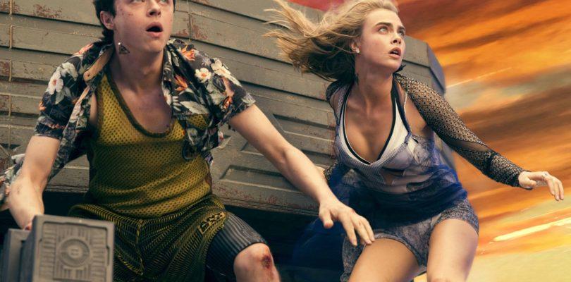 """""""Valerian"""": 3D-Blu-ray und UHD-BD mit deutschem und englischem Atmos-Ton"""