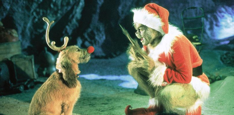 """""""Der Grinch"""" auf UHD-Blu-ray mit deutschem und englischem DTS:X-Ton"""