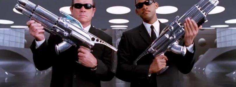 """""""Men in Black""""-Trilogie morgen auf UHD-Blu-ray, Tonformate jetzt bekannt"""