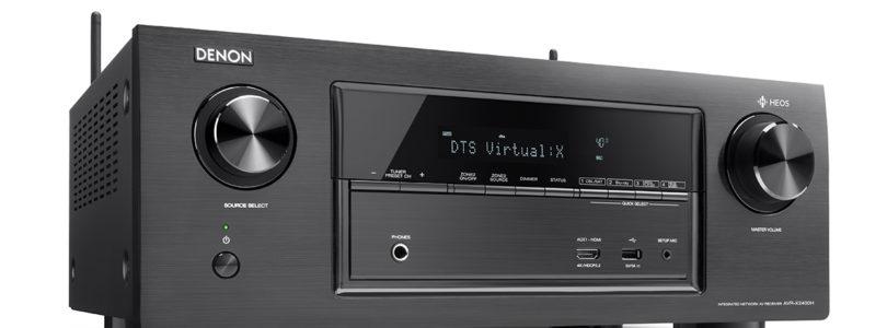Denon und Marantz: Weltweit erstmals AV-Receiver mit DTS Virtual:X (Update)