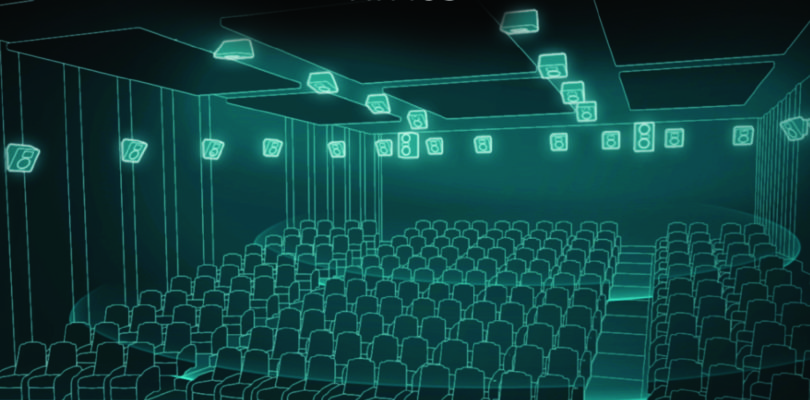 Dolby Atmos: Täglich drei neue Kinosäle