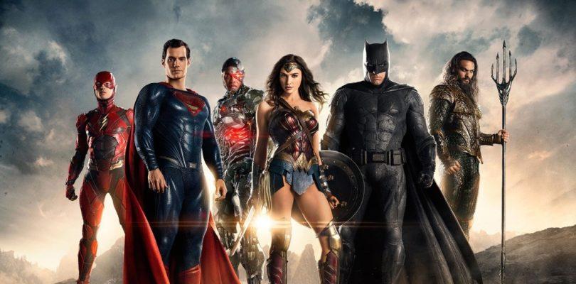 """Justice League"": Amazon hat bereits Blu-ray Disc, 3D-Blu-ray und UHD-BD gelistet"