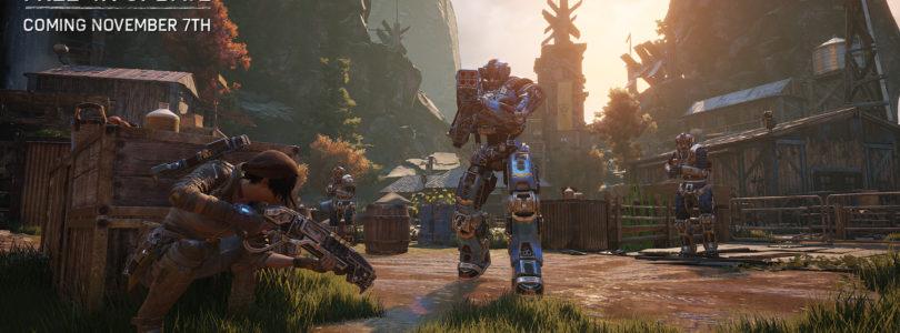 Zum Start der Xbox One X: Spiele mit Dolby-Atmos-Ton – und ein Hinweis in eigener Sache