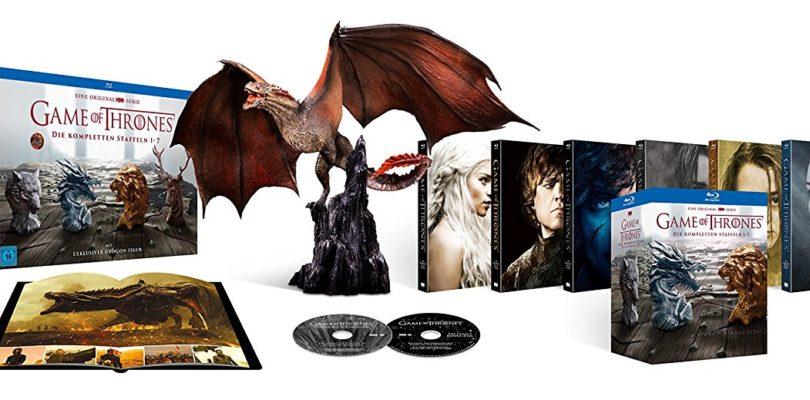 """""""Game Of Thrones"""": englischen Atmos-Ton für Staffel 7 und Box mit Staffel 1 bis 7"""