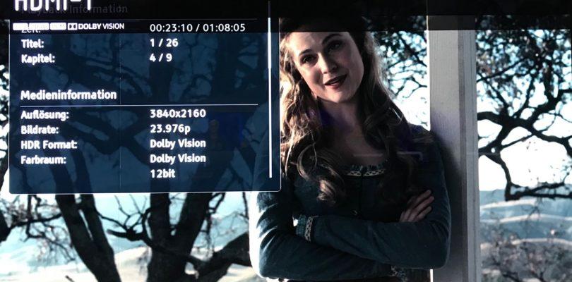 """Meldung über Dolby Vision bei Ultra HD Blu-ray """"Westworld"""" hat sich bestätigt"""