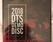 """Erster Blick auf die """"2018 DTS Demo Disc"""""""