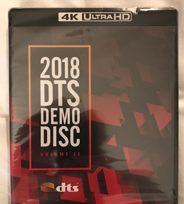 """Erster Blick auf die """"2018 DTS Demo Disc"""" – Surround Sound Info"""
