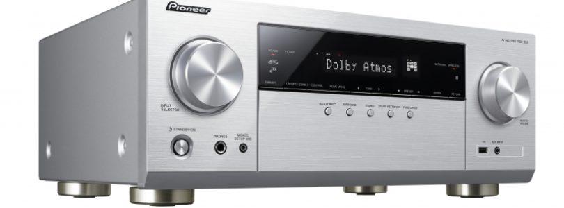 """Pioneer VSX-933: """"Neue Generation von Netzwerk-Mehrkanal-Receivern"""""""