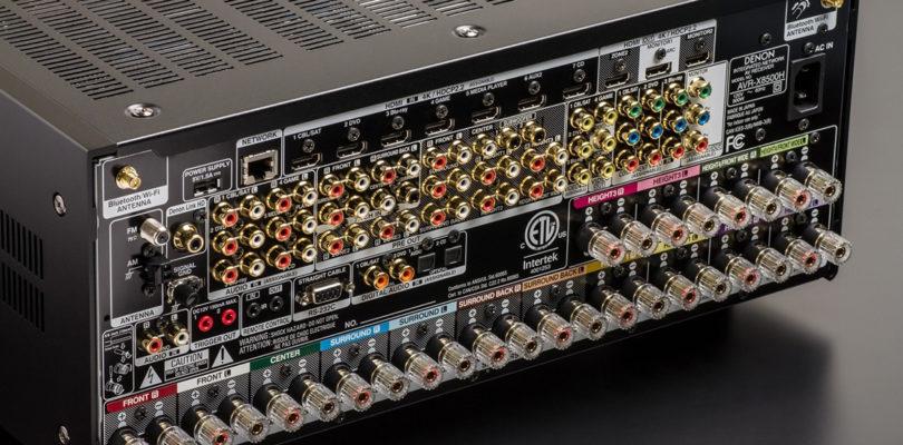 Denon will DTS:X-Dekodierung jenseits 11.1 Kanäle unterstützen