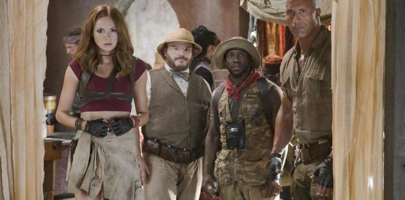 """""""Jumanji: Willkommen im Dschungel"""": Dolby Vision und englischer Atmos-Ton"""