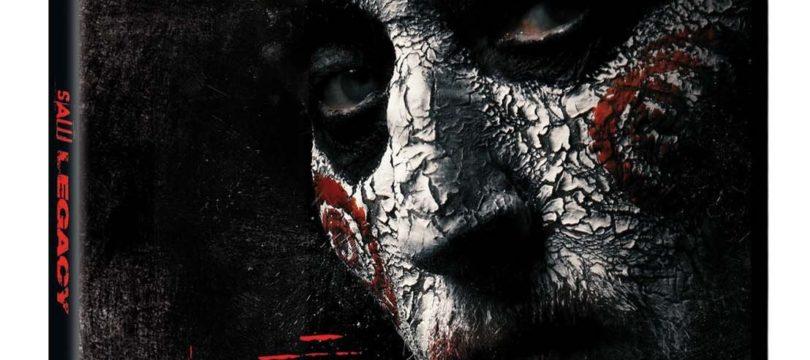 """""""Jigsaw"""" auf italienischer 4K-Blu-ray mit Dolby-Vision-Bild und englischem Dolby-Atmos-Ton"""