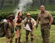 """""""Jumanji: Willkommen im Dschungel"""": Auro-3D auf Blu-ray und 3D-Blu-ray, Atmos auf UHD-BD"""