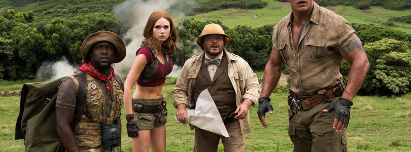 """""""Jumanji: Willkommen im Dschungel"""": Auro-3D auf Blu-ray, Atmos auf UHD-BD (Update)"""