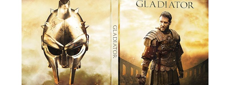 """""""Gladiator"""": Amazon listet Steelbook-4K-Disc mit englischem und deutschem DTS:X-Ton (Update)"""
