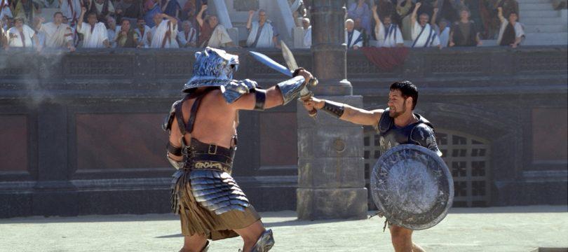 """""""Gladiator"""" noch einmal als gewöhnliche 4K-Blu-ray"""