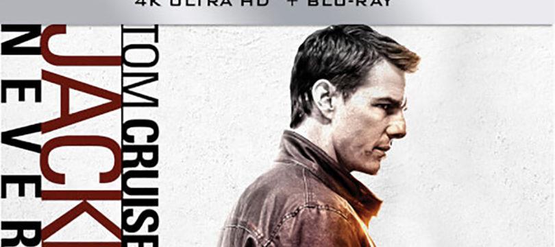"""""""Jack Reacher: Kein Weg zurück"""": Zavvi bringt 4K-Blu-ray im exklusivem Steelbook"""