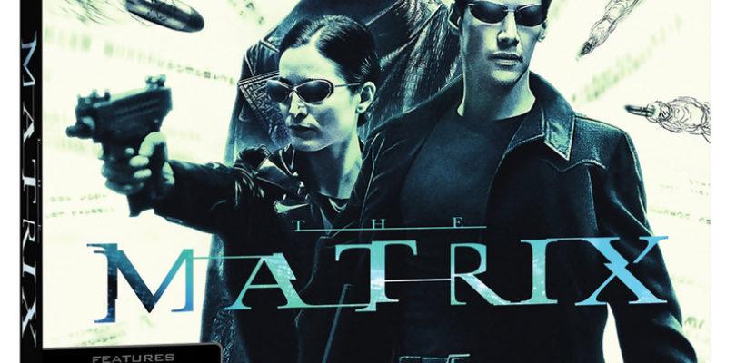 """Matrix"" auf UHD-Blu-ray: Neues 4K-Remaster, Dolby Vision und Dolby Atmos"