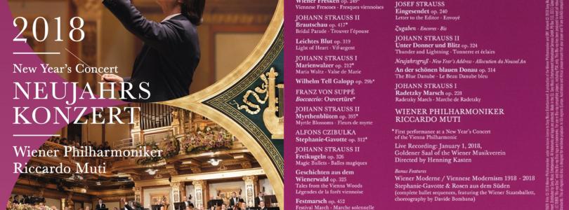 Wiener Philharmoniker: Neujahrskonzert 2018 laut Auro wieder mit 3D-Sound