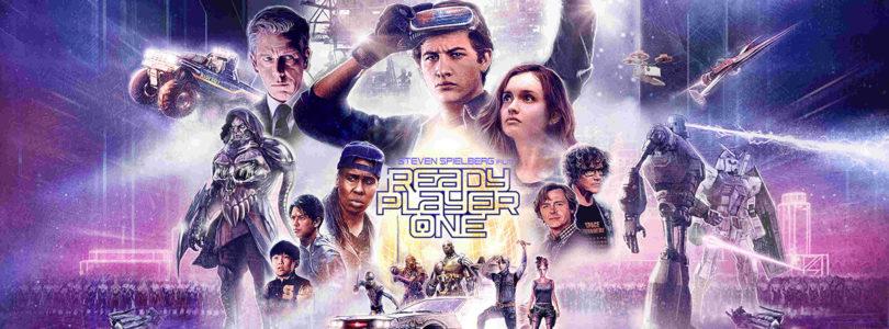 """""""Ready Player One"""" auf Blu-ray Disc und 4K-Blu-ray mit deutschem Atmos-Ton"""