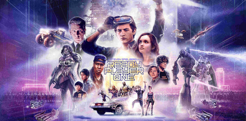 "Vor Kinostart: Amazon listet ""Ready Player One"" auf Blu-ray Disc, 3D-Blu-ray und UHD-BD"