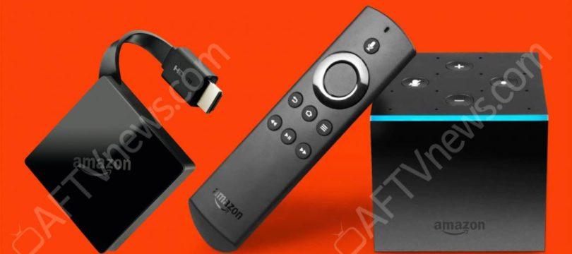 Fire TV Cube: Kombi aus Streaming-Client, Echo und IR-Transmitter scheint zu kommen