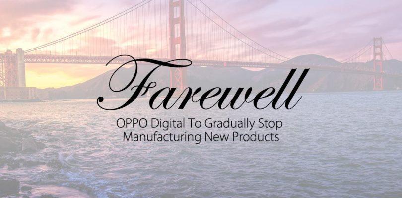 Keine neuen UHD-Blu-ray-Player: Oppo stellt Entwicklung und Produktion ein