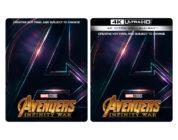 """""""Avengers: Infinity War"""": Steelbooks der UHD-BD und der 3D-BD bei Zavvi vorbestellbar"""