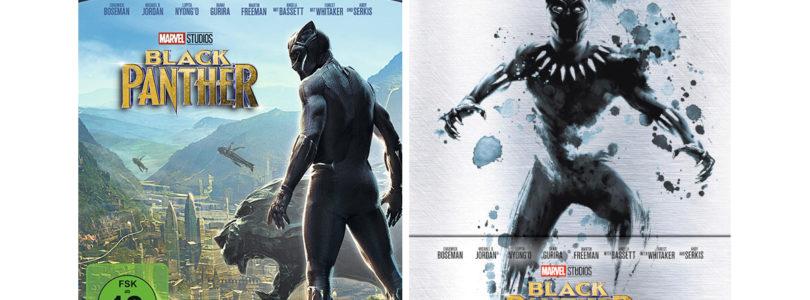 """""""Black Panther"""": Dolby Vision, englischer Atmos-Ton – und ein exklusives Steelbook (Update)"""